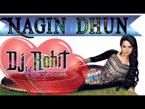Nagin Dhun (Piano Tune Mix) Dj Rohit Kurpania 8092244128