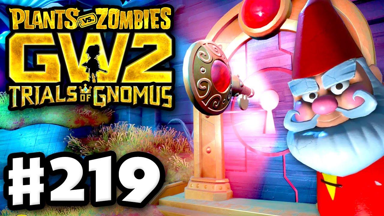 Red Trial of Hot Doom! - Plants vs  Zombies: Garden Warfare 2 - Gameplay  Part 219 (PC)