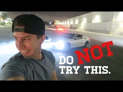 4 CARS DRIFT AROUND ME STUNT[Ft. Adam LZ]