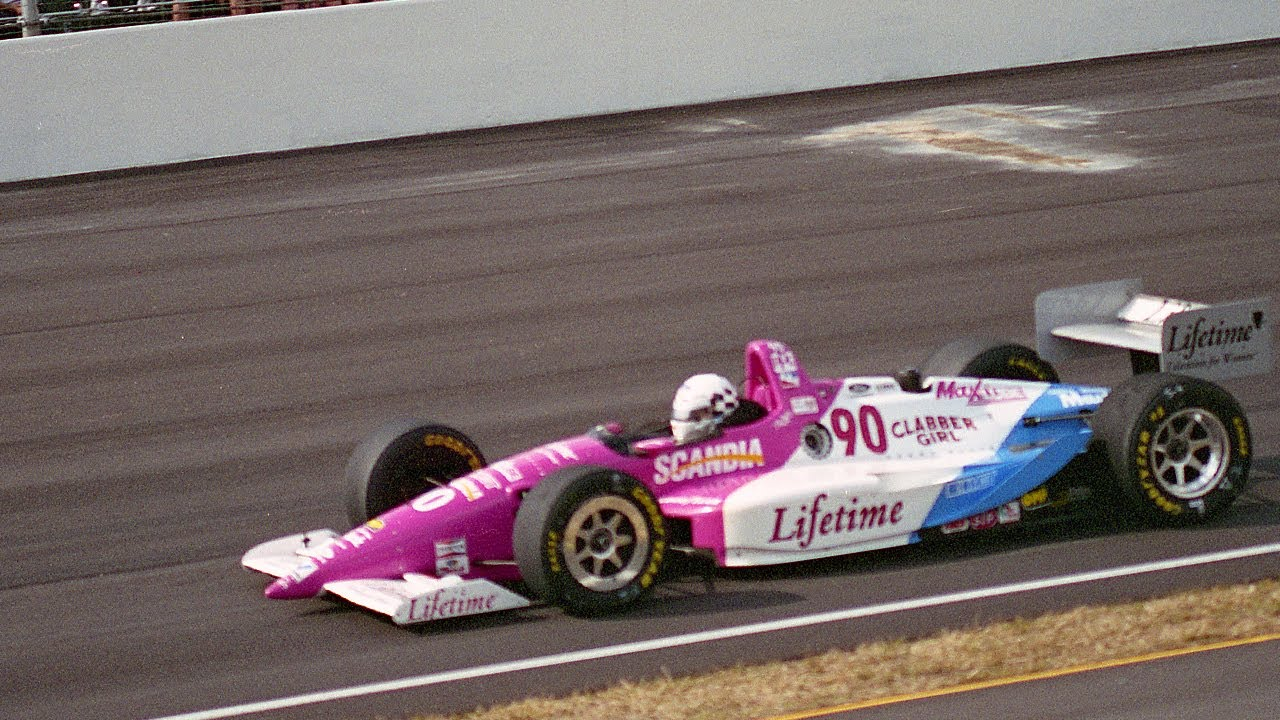 1996 Indy 200 at Walt Disney World