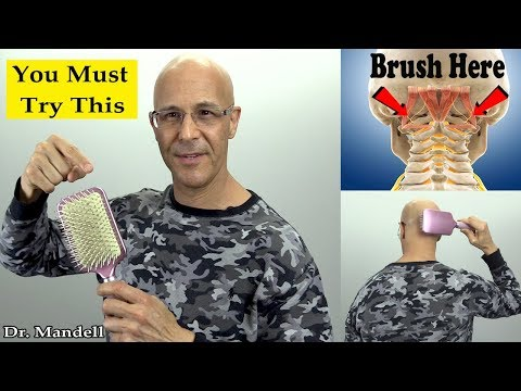 Use Your Brush Over This Area and Watch What Happens - (Discovered by Dr Alan Mandell, DC)