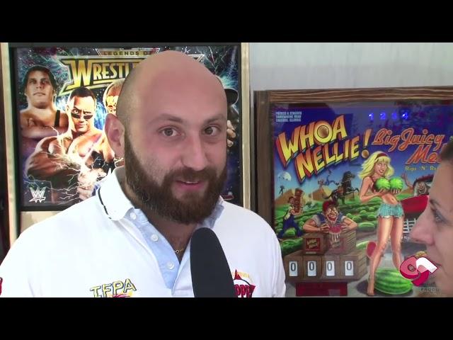 Intervista a Daniele Acciari, campione del mondo di flipper sportivo alla SMW Roma