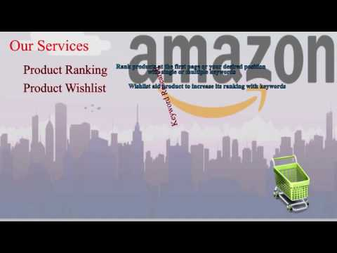 Amazon services details and experience