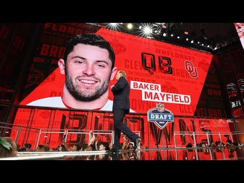 MMQB's Peter King Breaks Down the Browns Draft Strategy | The Dan Patrick Show | 4/30/18