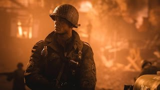 Call of Duty: WWII Official Reveal Trailer