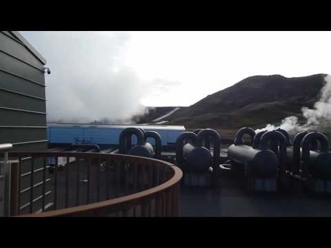 Orka Natturunnar - Geothermal Plant - Iceland