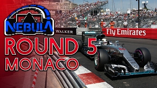 Nebula rFactor F1 2016 | Monaco Grand Prix | Race Highlights