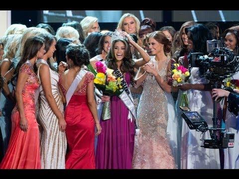 2012 MISS USA Recap - Olivia Culpo