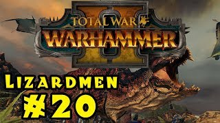 Let's Play Total War: Warhammer 2 - Lizardmen! - Part 20