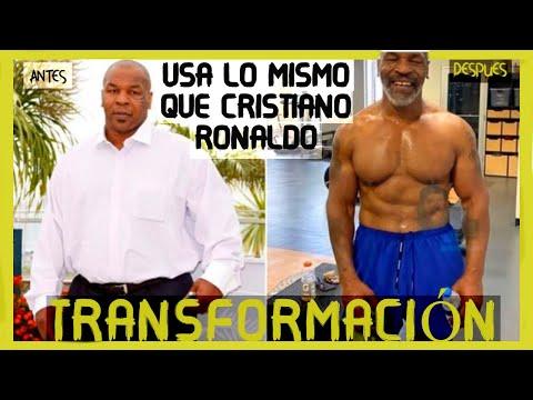 La VERDAD De La TRANSFORMACIÓN De Mike Tyson Y Que Tiene En Común Con Cristiano Ronaldo | Boxeo