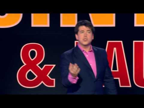 Michael McIntyre - Strangers & Parking