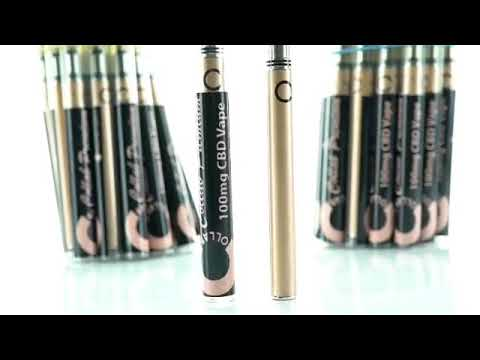 Introducing New Line of Collab Premium CBD Vape Pens