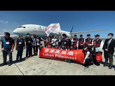 China sends medical team to support Philippines' fight against COVID-19