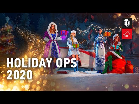 Holiday Ops 2020 — Let the Festive Specials Begin!