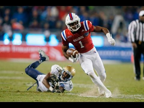"Carlos Henderson || ""NFL Bound"" || Louisiana Tech Highlights ᴴᴰ [ @CHenderson_2 ]"