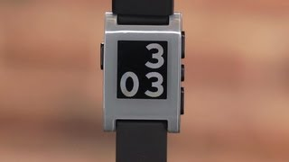 Pebble Watch hands-on: how smart is this smartwatch?