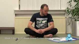 Wim Hof Iceman - Wim Hof Ademhaling - Ervaring Dag 4 Wim Hof Method Online Training