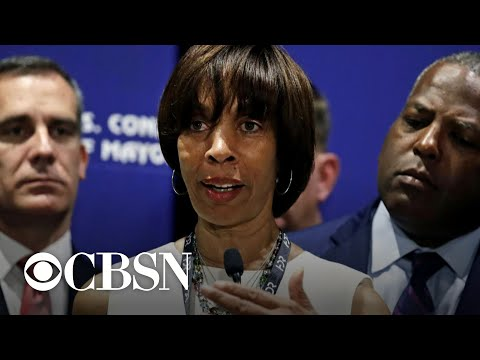 Baltimore City Hall, mayor's homes raided amid scrutiny over book deals