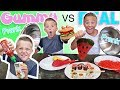 Real Food VS Candy Switch Up JOKE!