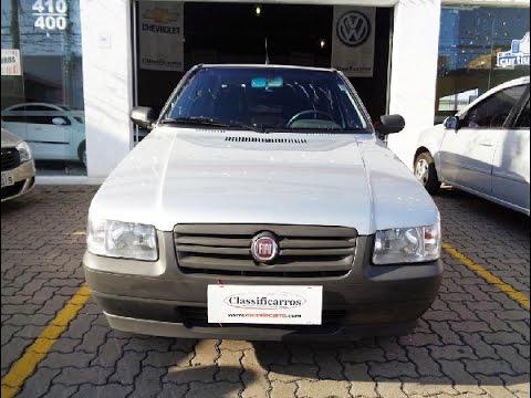 Fiat Uno Mille Way 1.0 8v Economy (Flex)  - 2013