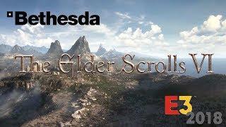 Bethesda E3 2018 :  INFOS sur Elder Scrolls VI et ESO