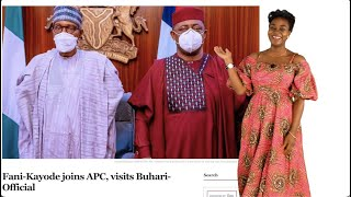 Buhari To Borrow Another $4 Billion; Femi Fani Kayode's Drama; Ethiopia Update; South Africa