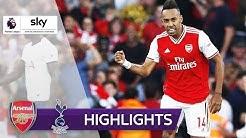 Aubameyang rettet Gunners | FC Arsenal - Tottenham Hotspur 2:2 | Highlights - Premier League 2019/20