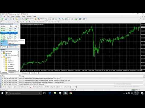 Can you use meta trader with cryptocurrency