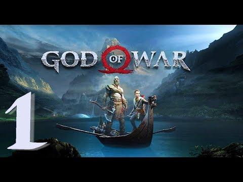God of War (by SIE Santa Monica Studio) - PlayStation 4 Pro - Live Stream - Part 1