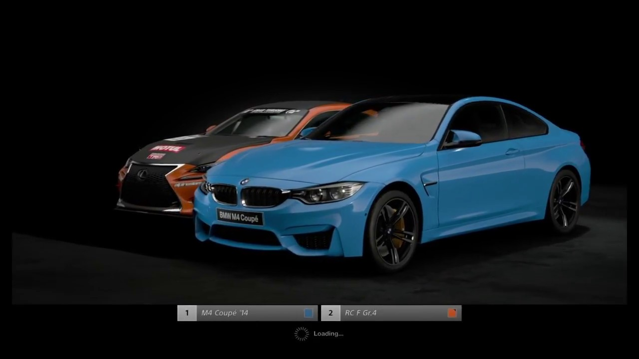 gran turismo sport split screen ps4 split screen is still here bmw vs lexus youtube. Black Bedroom Furniture Sets. Home Design Ideas