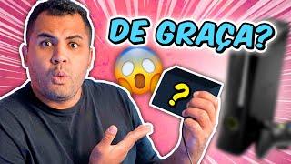 VOU TE DAR ESTE VIDEO-GAME DE GRAÇA ... AGORA!