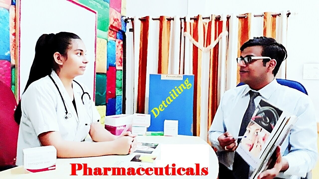MR #detailing to #Doctor : #Pharmaceutical career : Job Interview of #Medical Representative