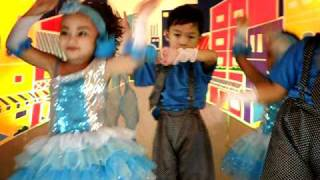 เต้นเพลงหอม ไอซ์โดยน้องณัฐ