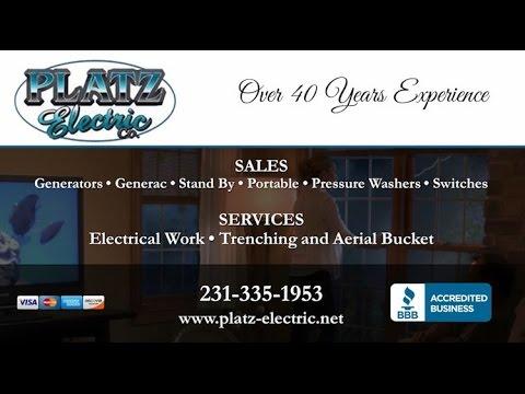 Platz Electric Company, LLC | Newaygo MI Electrical Contractors