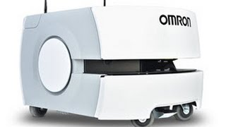 Omron LD Series Mobile Robots is the modern solution for warehouse facilities