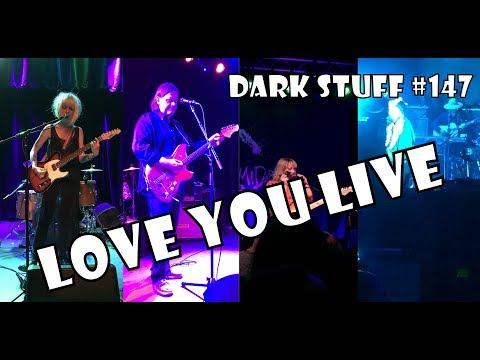 Dark Stuff #147 - Love You Live!! // Esmé Patterson / Matthew Sweet / Joy Formidable / Modest Mouse