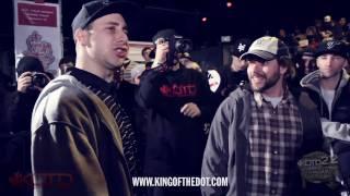 KOTD - 2011 Grand Prix R1 - Tricky P / FeelGood vs Lokust / Postal