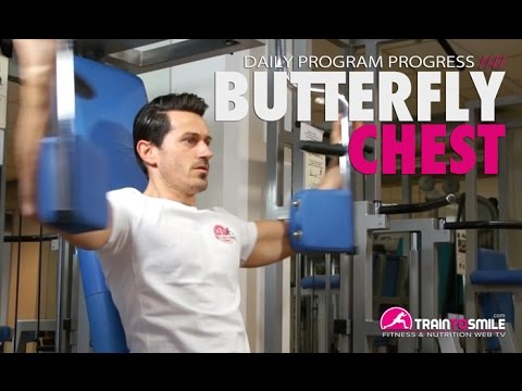 Butterfly Pectoral machine tutorial