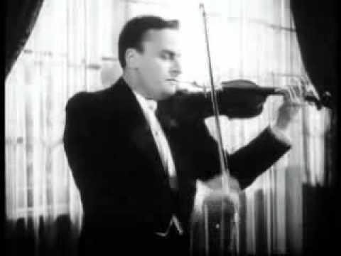 Brahms   Yehudi Menuhin   Hungarian Dance No 5