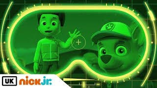 Paw Patrol | Pups Save a Space Alien | Nick Jr. UK