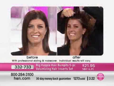 Hie Hair Pits Volumizing Inserts
