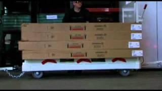 Industrial Cart, Quad Steer Cart, Gravity Transfer Cart, Material Handing Equipment