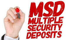 Why you should put Multiple  Security Deposits on a lease. (MSD for Lexus, Mercedes, Toyota, etc.)