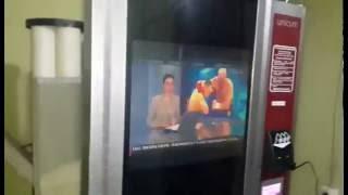 Кофейный автомат с телевизором в Белгороде(, 2016-01-25T14:31:50.000Z)