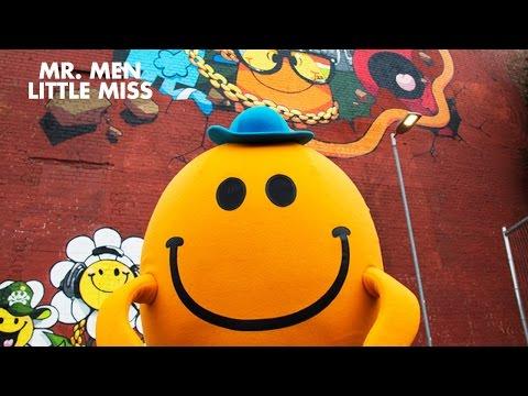 Upfest 2016 - Bristol street art festival x Mr. Men Little Miss x CHEO