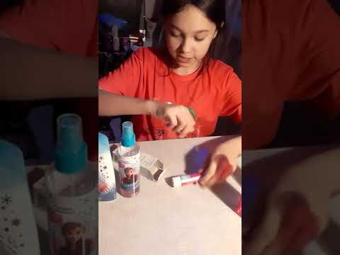 Обзор на детские шампуни и спреи кондиционеры для волос от фирмы джннсонс