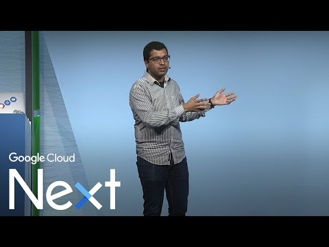 Writing Infinitely Scalable and High Performance Apps with App Engine  (Google Cloud Next '17)
