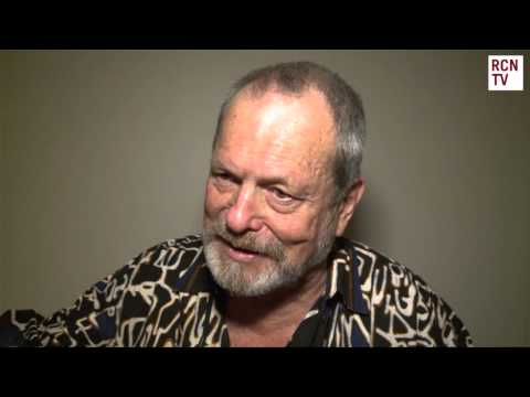 Time Bandits & The Zero Theorem Terry Gilliam Interview