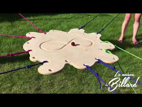 jeu cooperatif planche volante