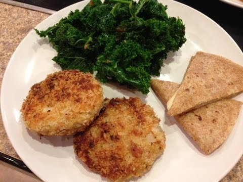 Not Your Grandma's Salmon Patties